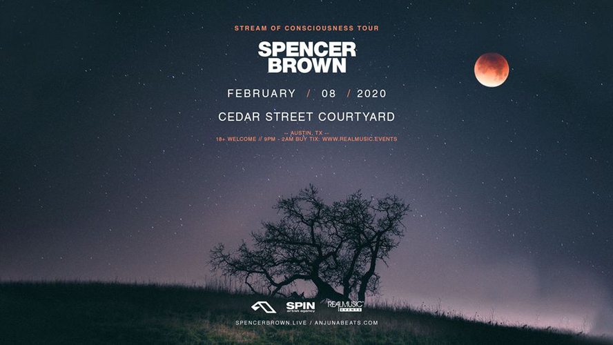 Spencer Brown + Marsh at Cedar Street